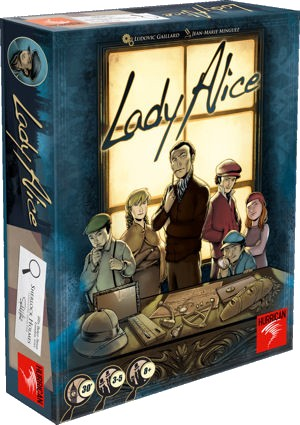 Jeu Lady-alice WEB